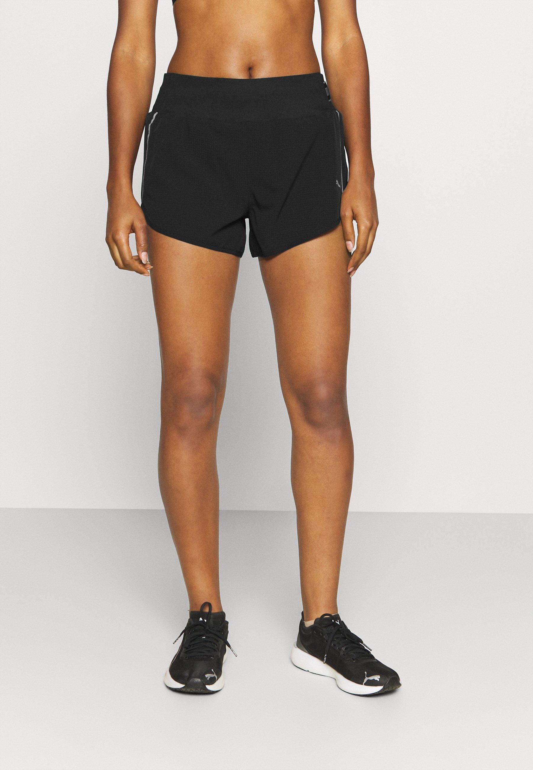 Damen RUN 3 SHORT - kurze Sporthose