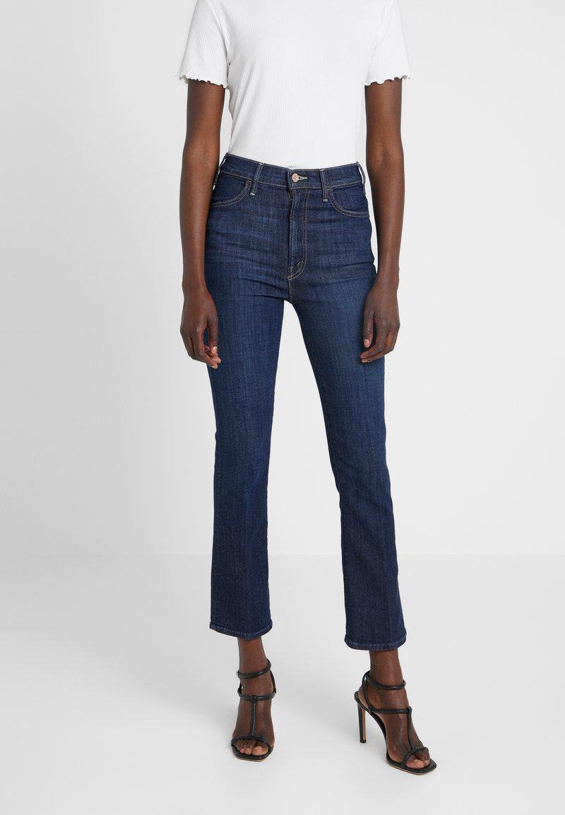 Mother - THE HUSTLER ANKLE  - Jeans Relaxed Fit - clean sweep