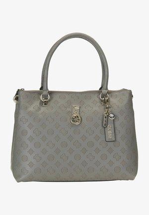 NINNETTE SOCIETY CARRYALL - Handbag - taupe