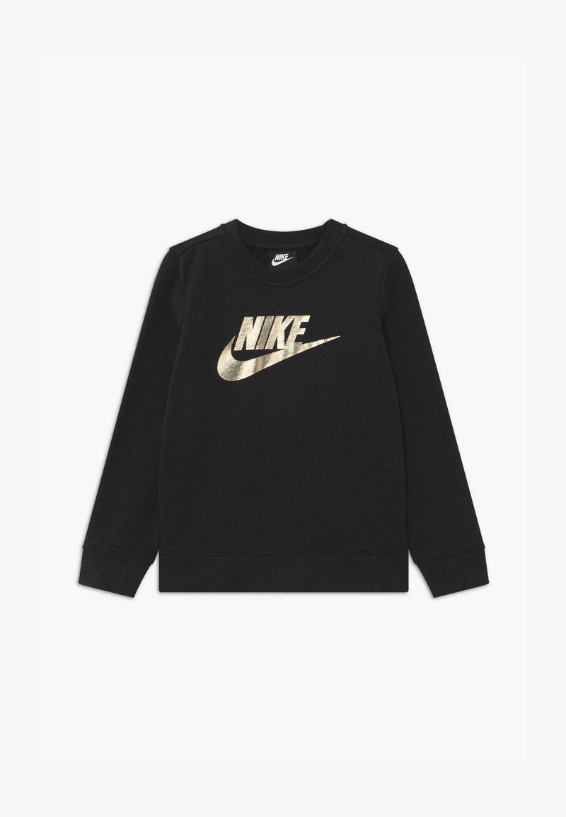 Nike Sportswear - SHINE CREW - Bluza - black