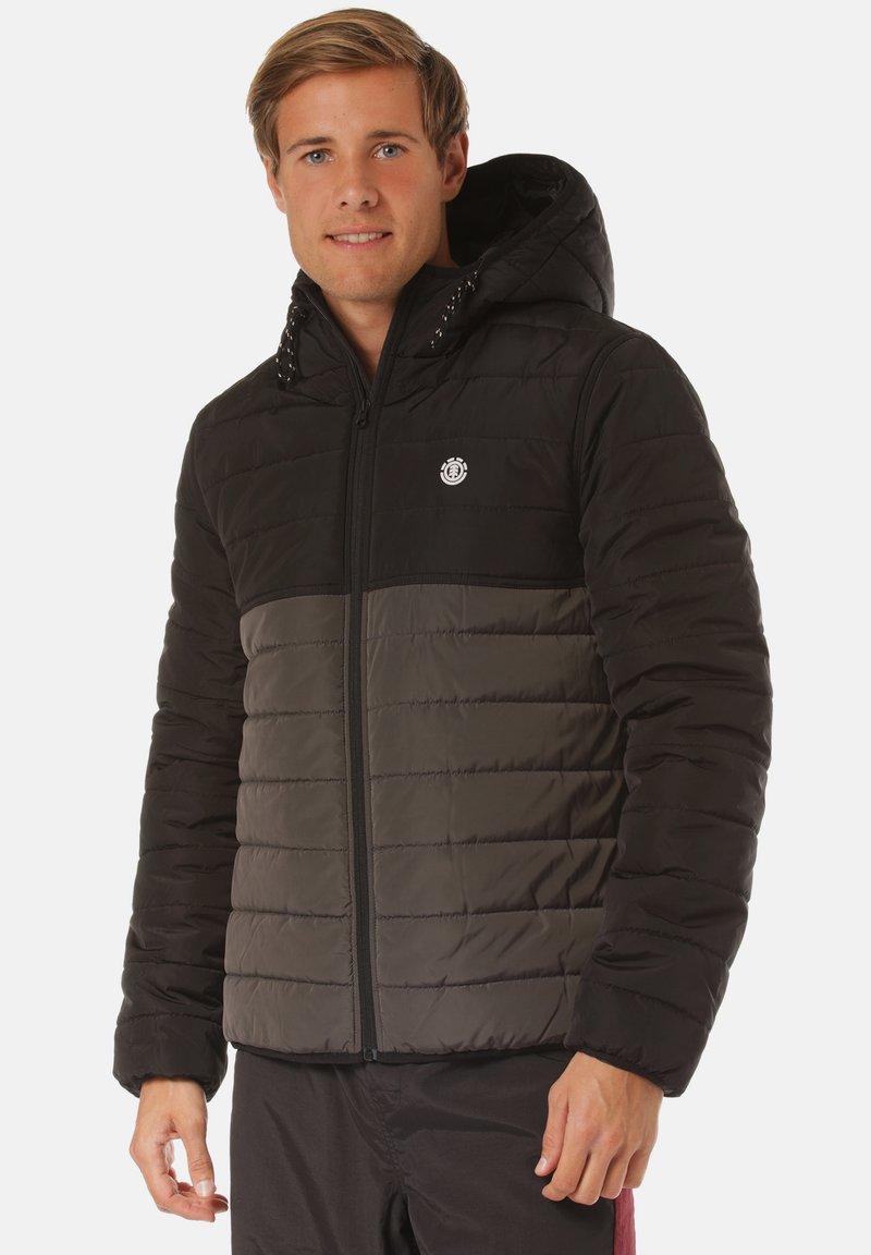 Element - ALDER  - Winter jacket - asphalt