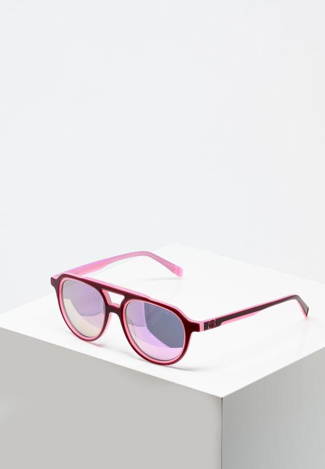 Zonnebril - vio/pink