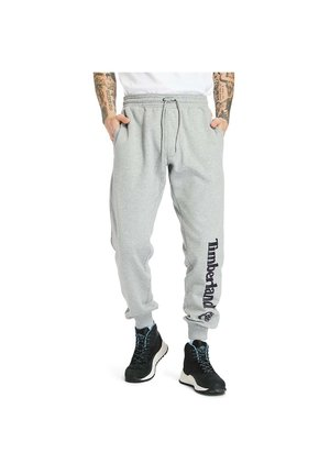 CORE TREE  - Tracksuit bottoms - mgh/dark sapphire