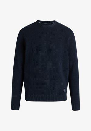 Sweater - deep marine