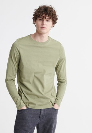 LONG SLEEVED - Maglietta a manica lunga - oil green
