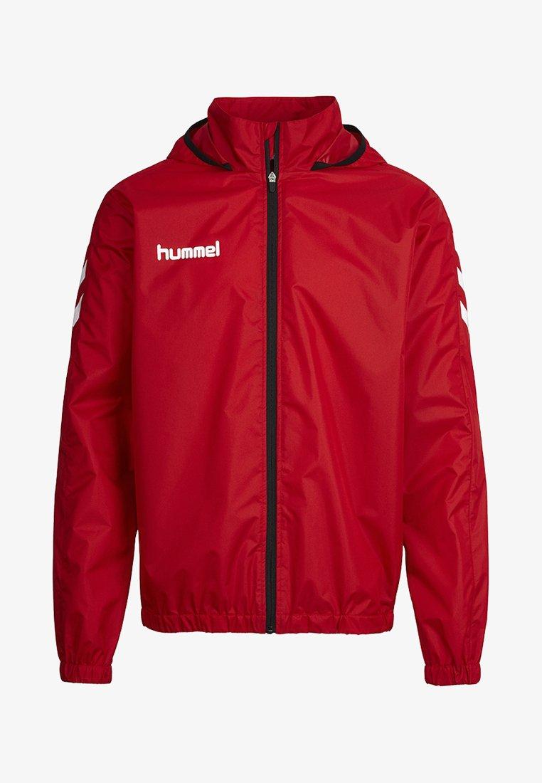 Hummel - CORE - Soft shell jacket - true red