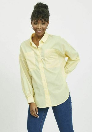 Button-down blouse - sunlight
