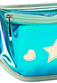 myMo KIDS - Bum bag - green holo - 4