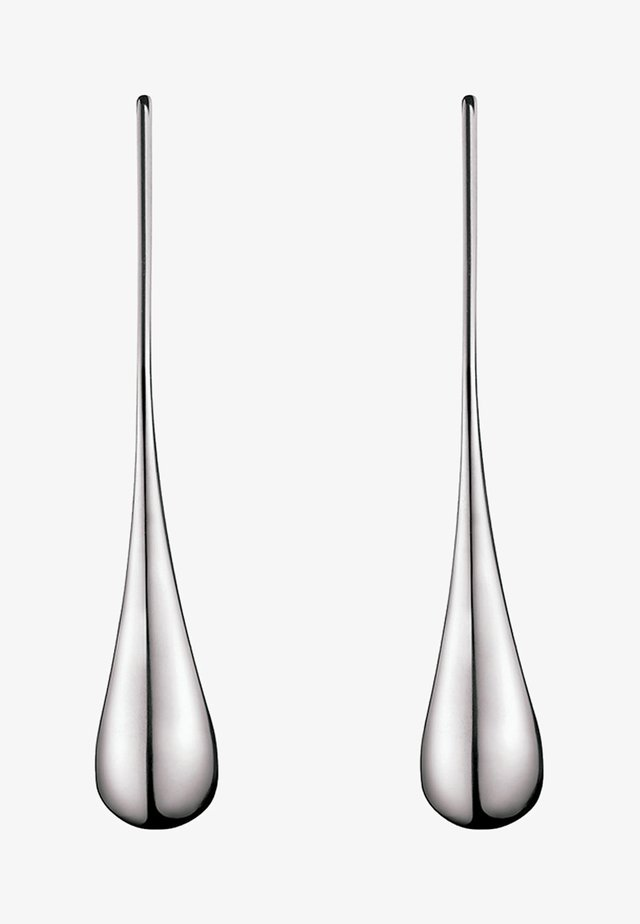 ELLIPSE EXTENSION   - Earrings - silver-coloured