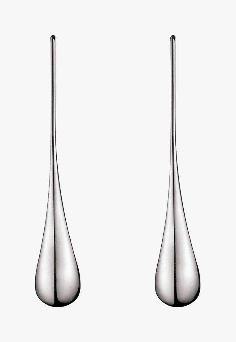 Calvin Klein - ELLIPSE EXTENSION   - Earrings - silver-coloured