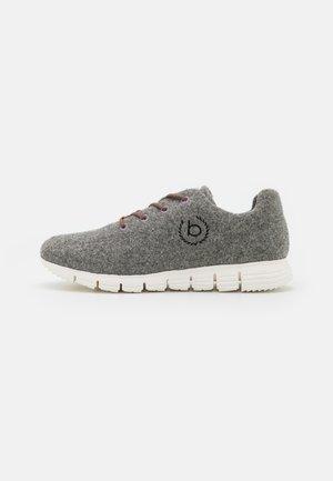 MALTE - Sneakersy niskie - dark grey