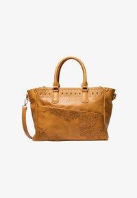 Desigual - BOLS_MARTINI SAFI - Handbag - yellow - 1