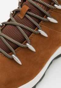 Timberland - SPRINT TREKKER MID - Lace-up ankle boots - rust - 5