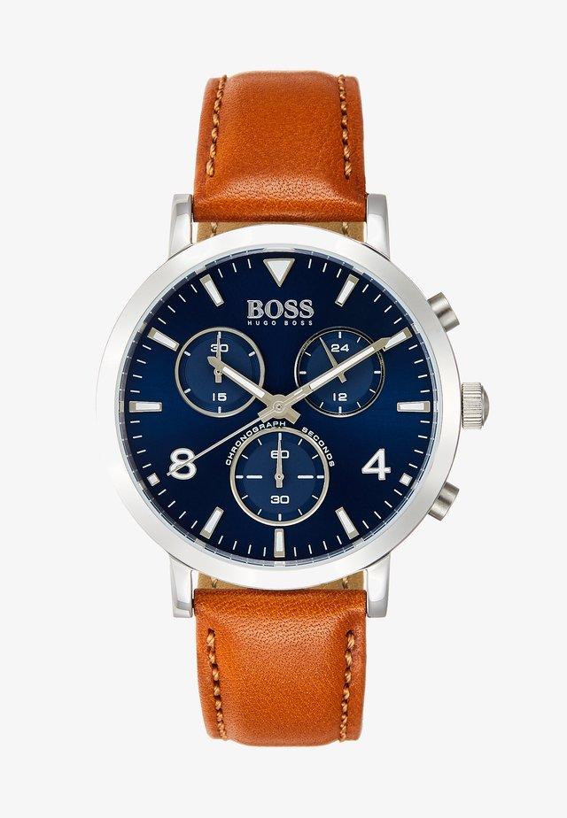 SPIRIT - Zegarek chronograficzny - brown