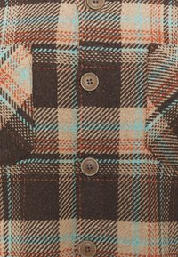 Pegador - DELTA HEAVY ROUND UNISEX - Button-down blouse - mississippi - 6