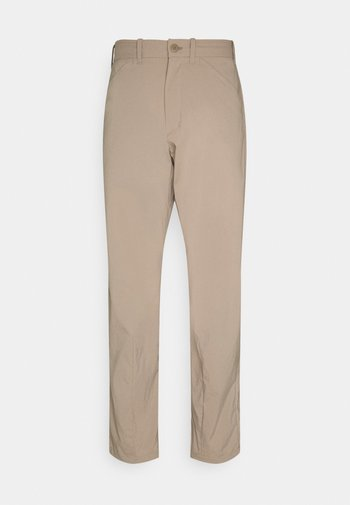 WADI PANTS - Tygbyxor - beige