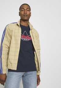 adidas Originals - GRAPHIC - T-shirt imprimé - legend ink - 3