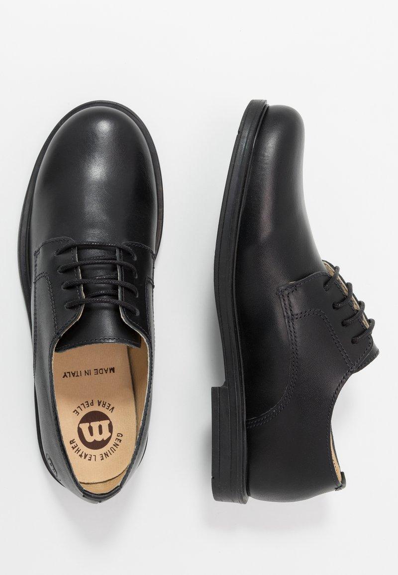 Melania - Šněrovací boty - black