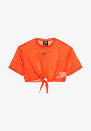 INDIO - Print T-shirt - team orange