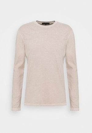 LENNY - Long sleeved top - beige