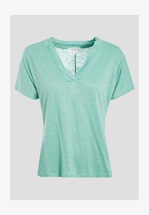 BONOBO  - T-shirt con stampa - vert menthe