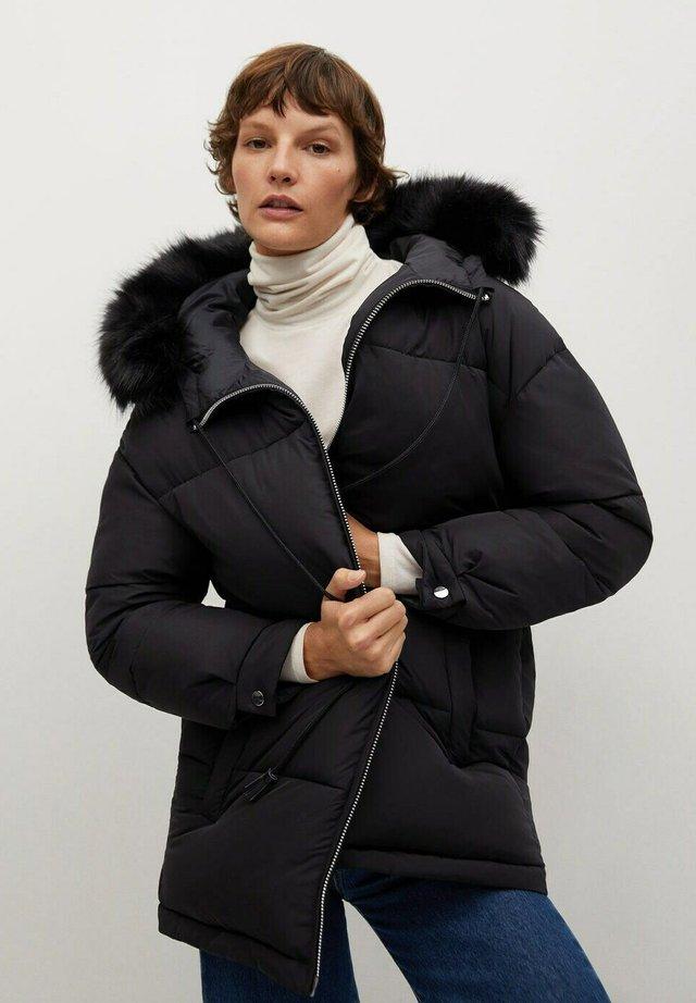 TABARDI - Winter coat - noir