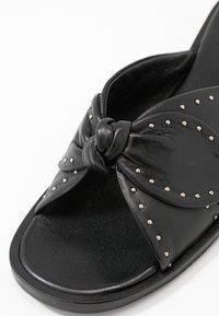 Billi Bi - Slip-ins - black/silver - 2