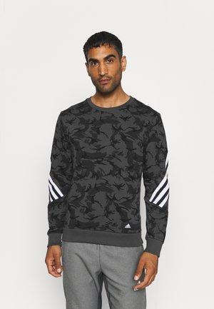 CAMOUFLAGE CREW FUTURE ICONS - Sweatshirts - multicolor/grey six