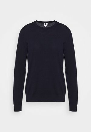 Jumper - blue dark