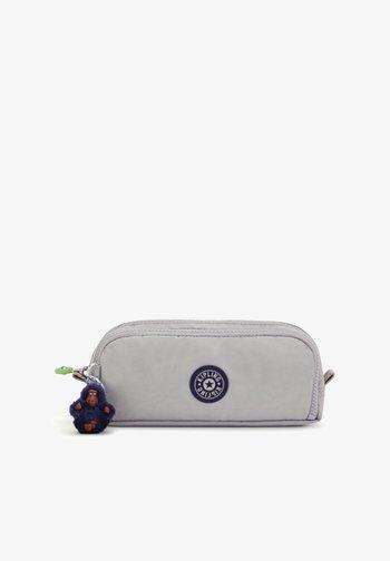 Pencil case - playful grey