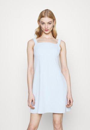 SPIN DRESS - Kjole - blue