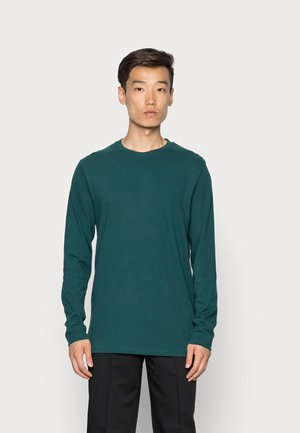 OPEN END - Longsleeve - turquoise/teal