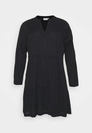 KOBINE DRESS - Vapaa-ajan mekko - black deep