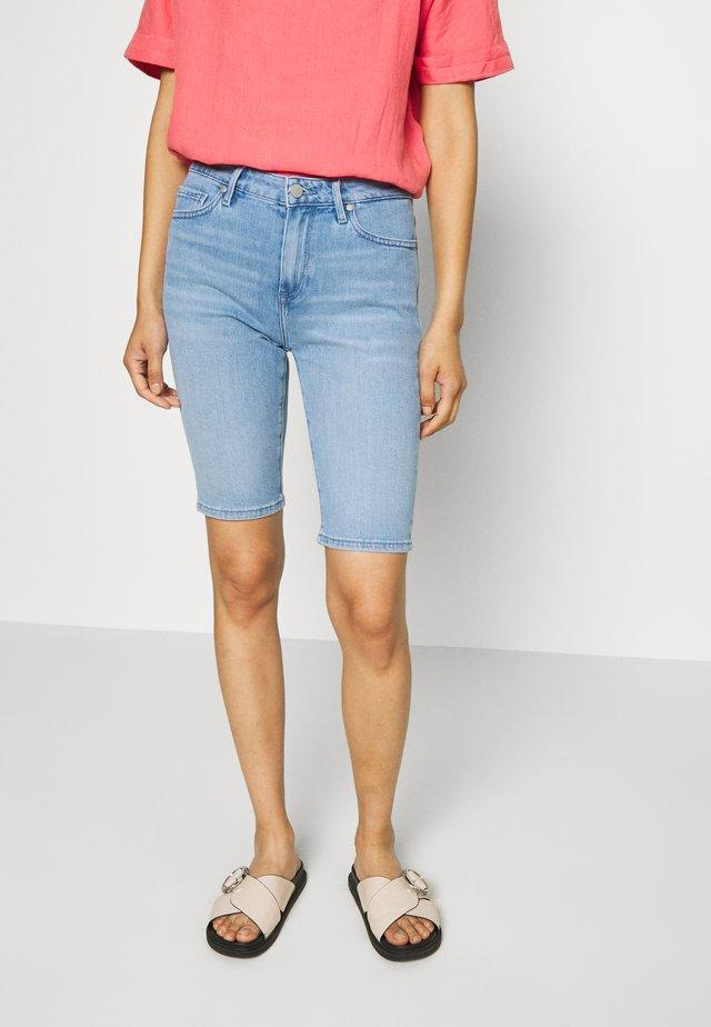 VENICE SLIM BERMUDA - Denim shorts - alex