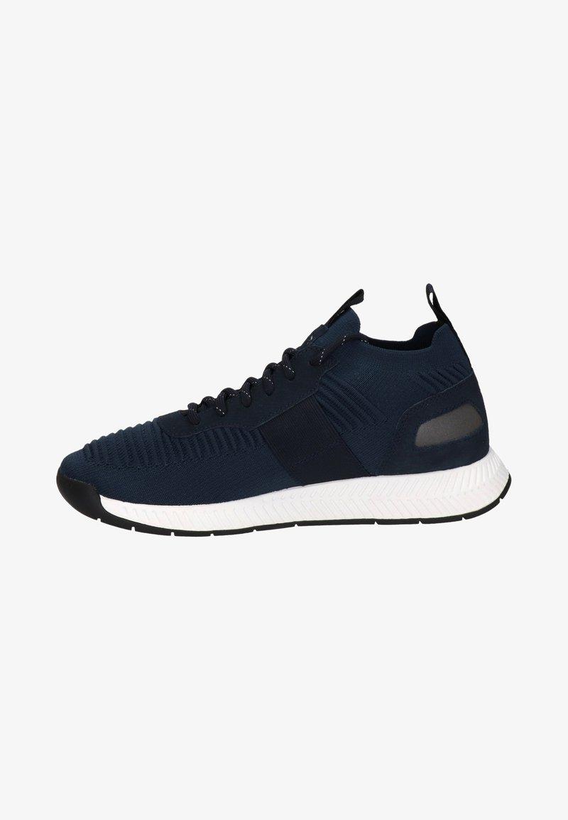 BOSS - Trainers - blauw