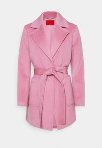 SRUN - Short coat - pink