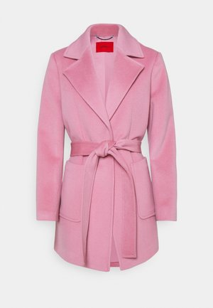 SRUN - Abrigo corto - pink