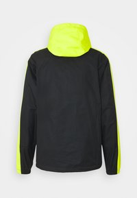 Nike SB - ANORAK UNISEX - Veste coupe-vent - black/cyber/black/anthracite - 1