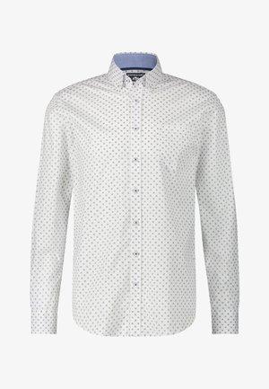 Overhemd - sulphur/cobalt