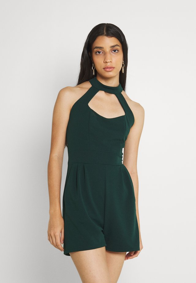 JOANNA PLAYSUIT - Jumpsuit - forest green