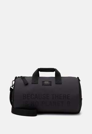 MONTANA BAG UNISEX - Torba weekendowa - caviar