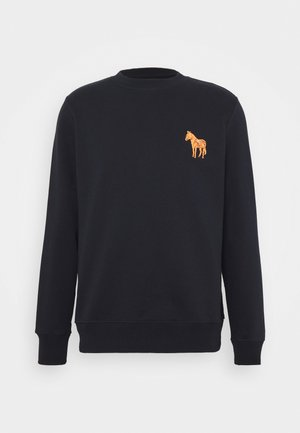 MENS ZEBRA - Sweatshirt - dark blue