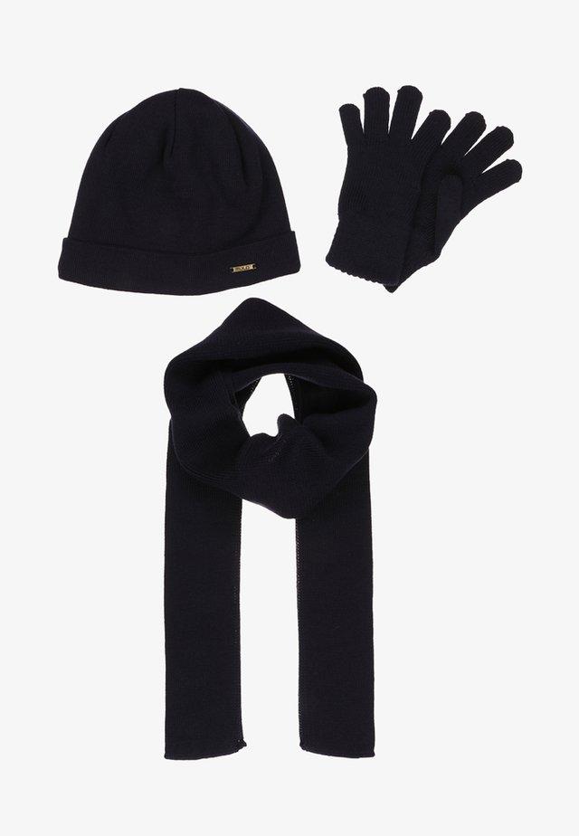 SET - Sjal / Tørklæder - dunkelmarine