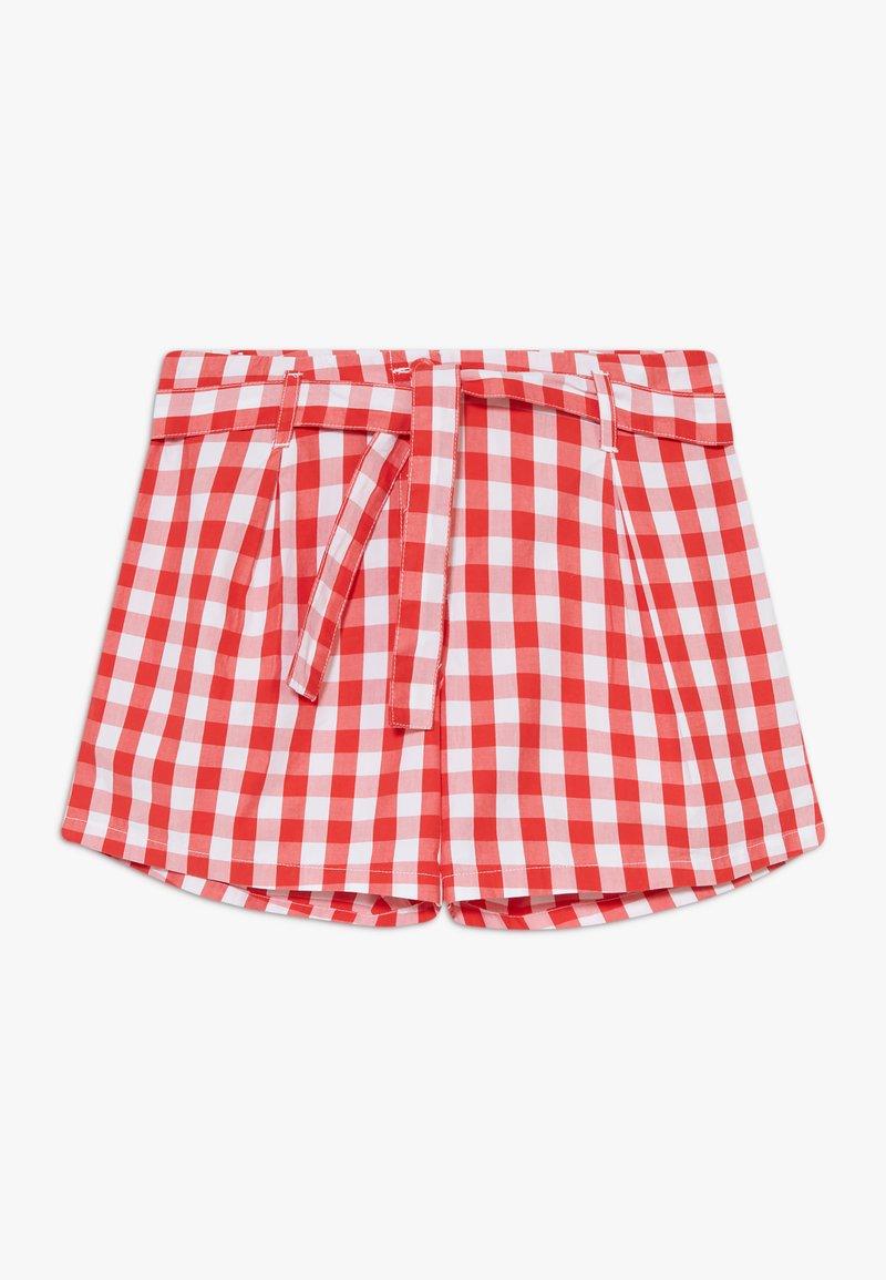 Benetton - Shorts - red