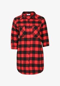 Paprika - Button-down blouse - red - 0