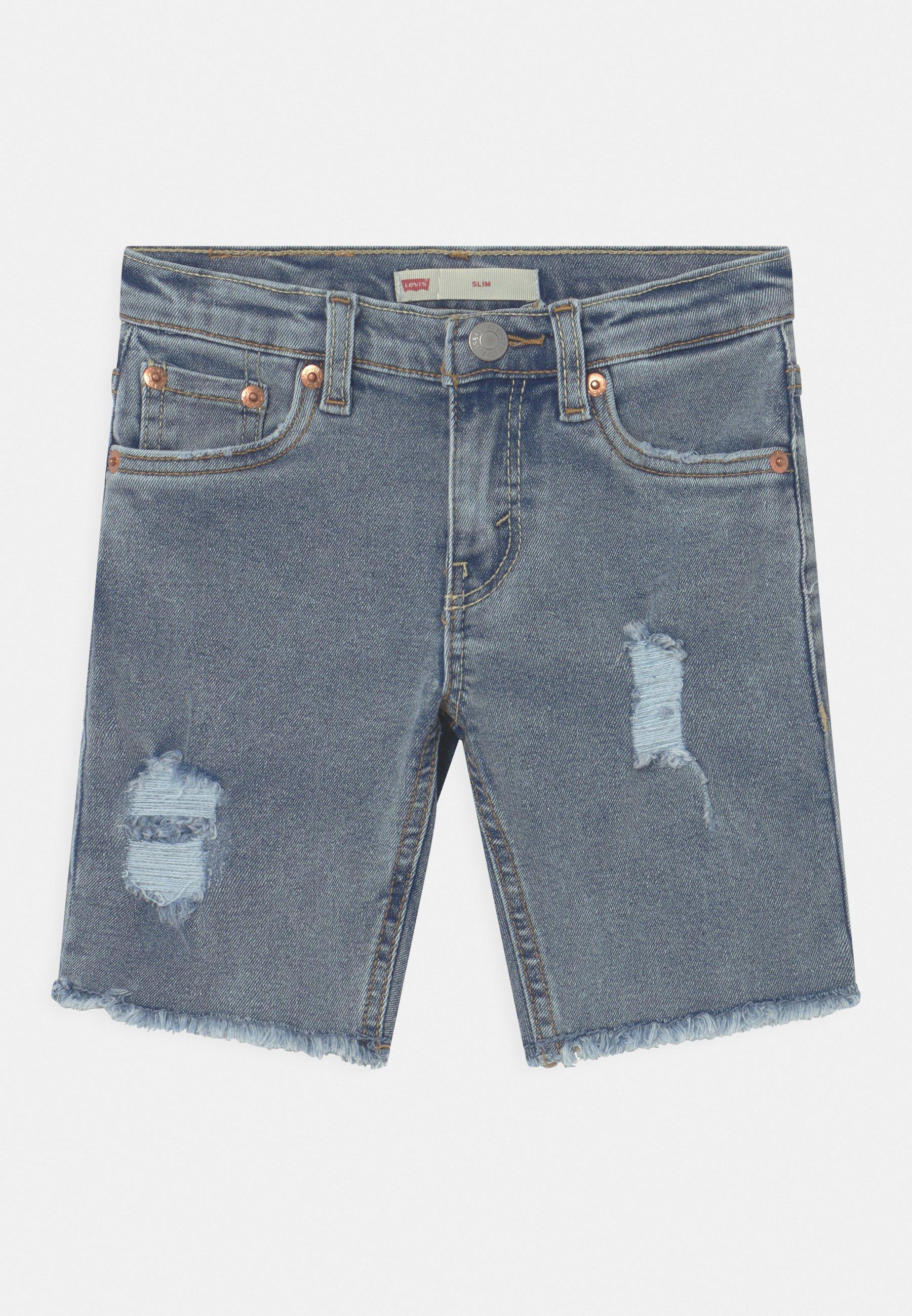 Kinder SLIM FIT ECO FLEX - Jeans Shorts