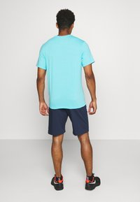 Nike Performance - SHORT HERITAGE - Pantalón corto de deporte - obsidian - 2