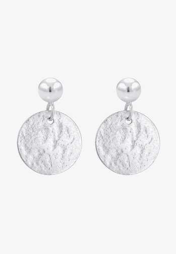 VINTAGE ANTIQUE - Earrings - silver-coloured