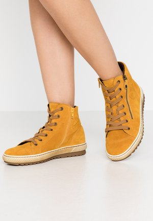 High-top trainers - herbst