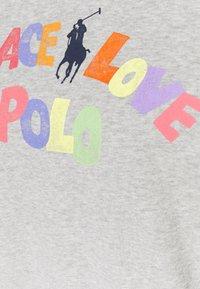 Polo Ralph Lauren - SEASONAL SLEEVE - Hoodie - grey - 5